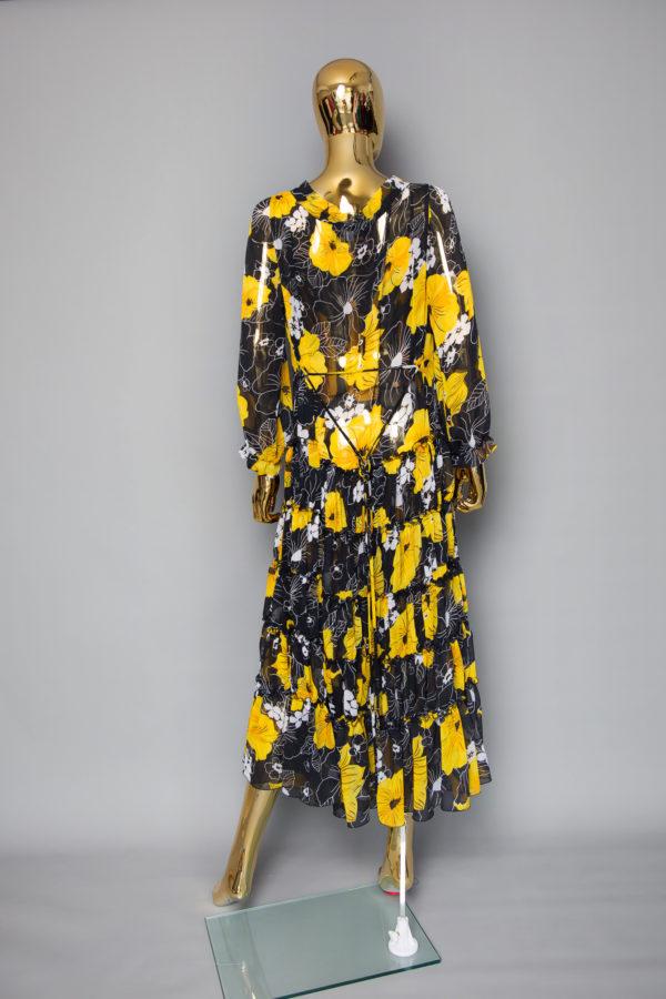 Suknia Zuza tył Anette Women's Fashion